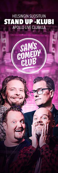 Sams Comedy Club