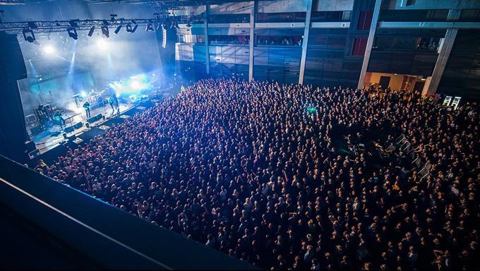 Konsertit Turku Logomo