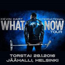 Kevin Hart - What Now? Tour | Jäähalli, Helsingin jäähalli