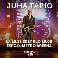 Juha Tapio Metro Areena