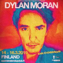 DYLAN MORAN - DR. COSMOS