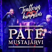 Pate Mustajärvi - Teatterin kummitus vol. 2