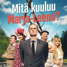 Mitä kuuluu Marja-Leena?