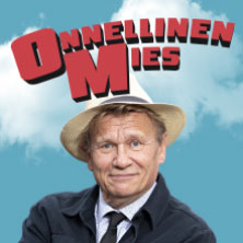 ONNELLINEN MIES