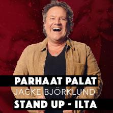 JACKE BJÖRKLUND - PARHAAT PALAT K-16