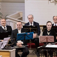 QUATTRO DI BOTHNIA & SAINT FISH BIG BAND - YHTEISKONSERTTI