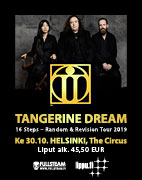 TANGERINE DREAM 16 STEPS - RANDOM & REVISION T | LikeFinland