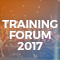 TRAINING FORUM 2017